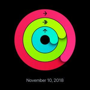 Apple Watch 4 Rings